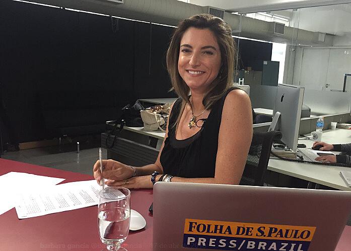 Profissional responsável pelo furo jornalístico recebeu a solidariedade de colegas após ataques