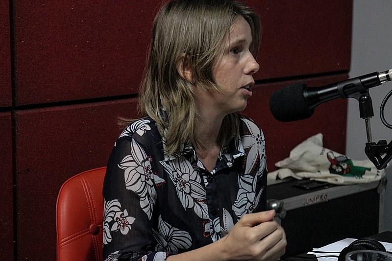 Daiane Hohn, membro da coordenação nacional do Movimento dos Atingidos por Barragens (MAB) é a convidada do programa No Jardim da Política