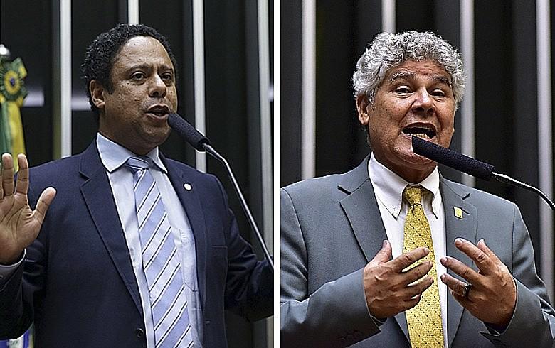 Orlando SIlva e Chico Alencar acreditam que na Câmara haverá mais debate e negociação