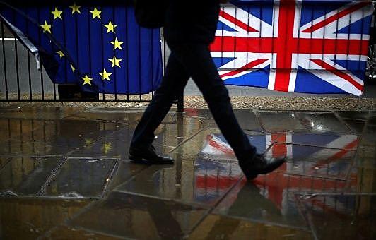 """Nessa quarta-feira (03) o Banco da Inglaterra alertou sobre a possibilidade """"extremamente alta"""" de uma ruptura abrupta com o União Europeia"""