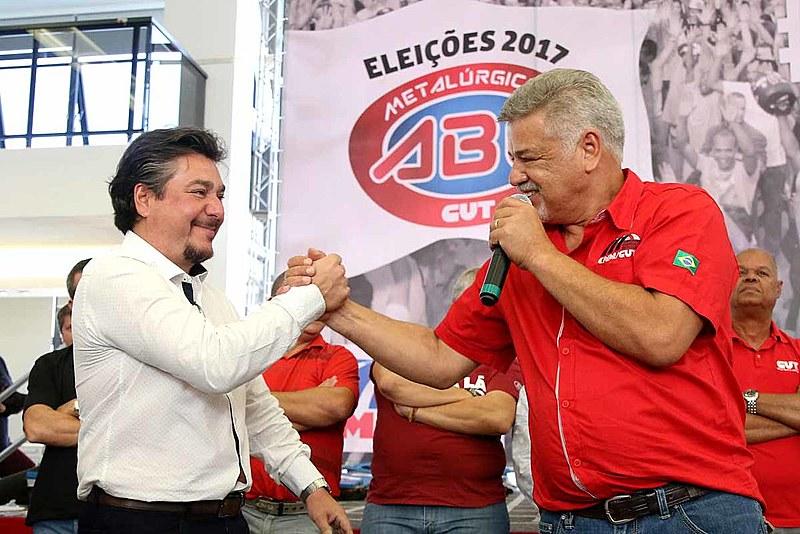 Rafael Marques deixa a presidência e passa o comando para Wagnão