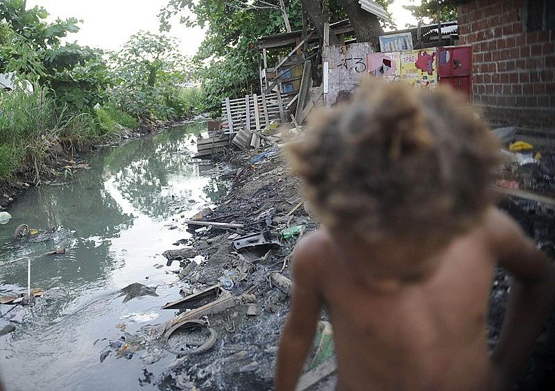 Brasil, país que já figura na lista das 15 nações mais desiguais do mundo, alargou ainda mais o fosso entre a elite e as camadas pobres