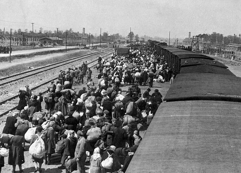 Mais de um milhão de judeus foram mortos em Auschwitz, campo de concentração nazista localizado na Polônia