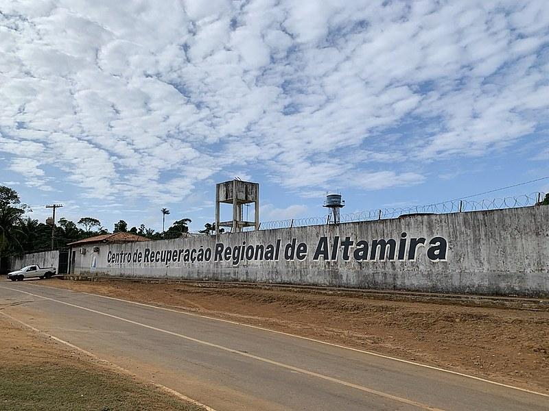 FTIP atua no Pará desde o massacre no Centro de Recuperação de Altamira, em julho de 2019