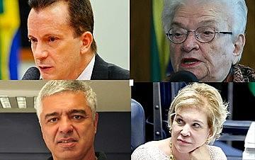 Russomano, Erundina, Major Olímpio e Marta ainda poderão regularizar as candidaturas