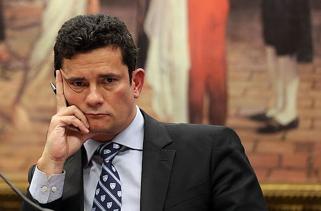Sergio Moro, ex-juiz da Lava Jato