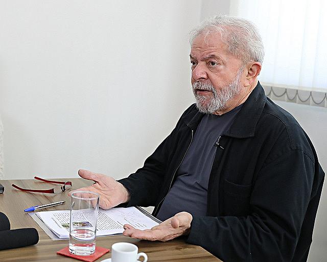 Lula inicia la tercera etapa de la Caravana Lula por Brasil este lunes (4)
