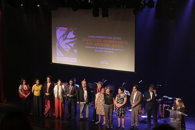 Lançamento em São Paulo (SP) reuniu representantes de instituições de todo o país
