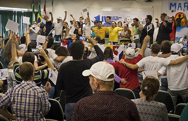 La articulación fue lanzada durante el 4º Encuentro Internacional de Ciencias Sociales y represas, en la Universidad Federal de la Frontera Sur, en Chapecó, estado de Santa Catarina, realizado entre los días 19 y 23 de septiembre.