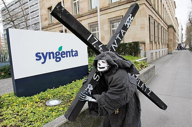 O Brasil é o maior mercado da Syngenta, e a empresa tem estado na mira de ativistas e reguladores há décadas