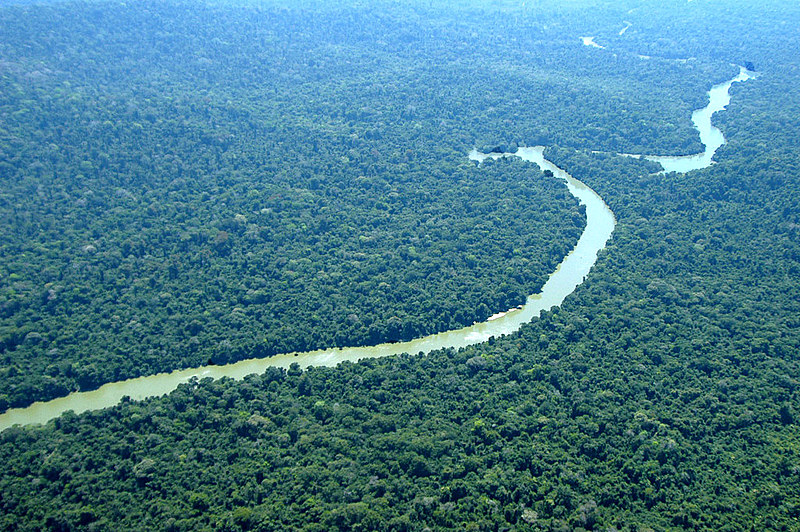 Área de 47 mil quilômetros quadrados é composta por reservas de proteção ambiental e habitada por populações indígenas