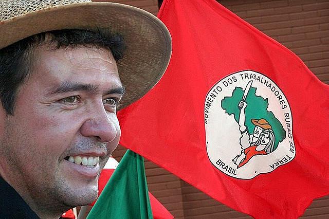 Keno era dirigente del MST y fue asesinado con un disparo en octubre de 2007