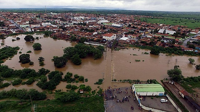 El municipio Coronel João Sá, en Bahia, fue lo más afectado por la ruptura de la represa