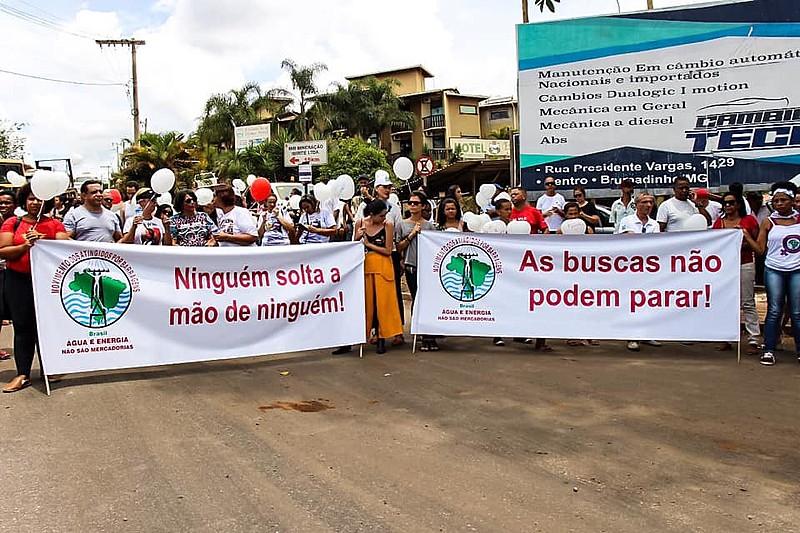 A  Vale foi responsável pelo crime ambiental em Brumadinho que deixou 241 mortos e 21 desaparecidos