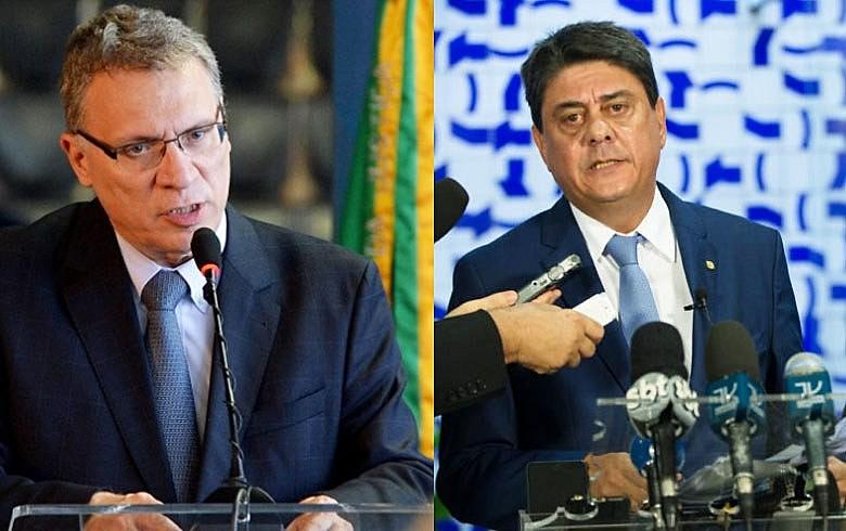 Aragão e Damous: sem dúvidas da condenação em um processo político no qual os fatos não importam