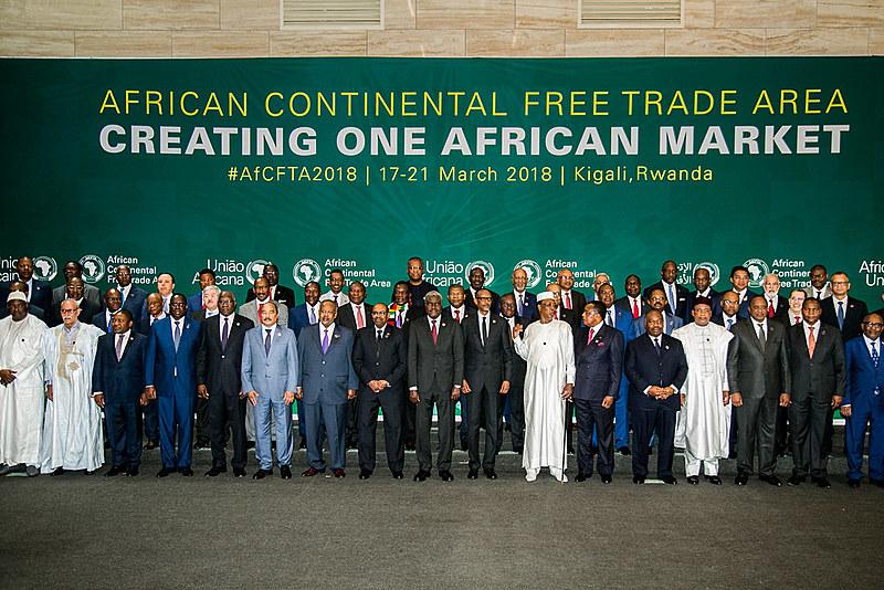 Zona de livre-comércio foi aprovada em março de 2018; 52 países aderiram ao pacto