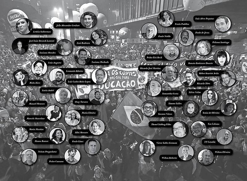 """""""O ataque à democracia cometido pela oposição exige de cada cidadão uma postura clara de defesa das instituições"""", afirma Cleusa Slaviero, organizadora do livro."""
