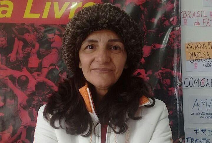 Jaqueline Mendes Rabelo, Educadora infantil, Igarapé (MG) 54 anos