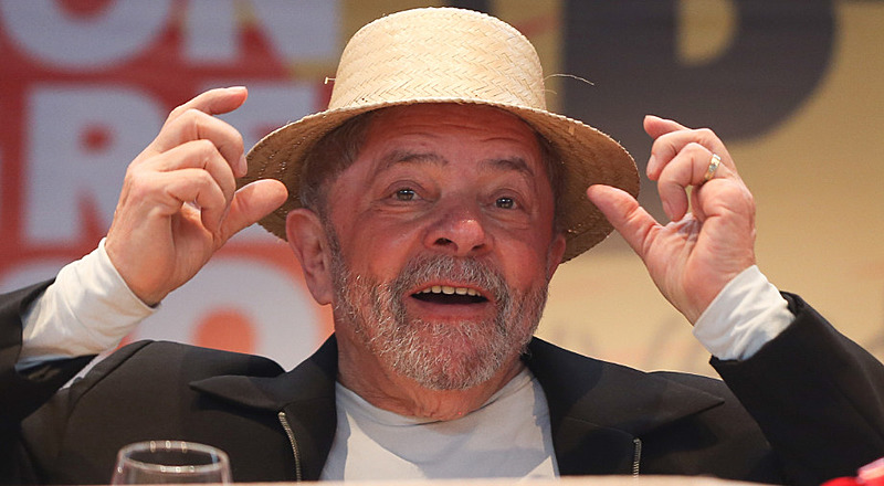 """Lula stands for """"a country where the environment is respected and family farming is valued"""""""