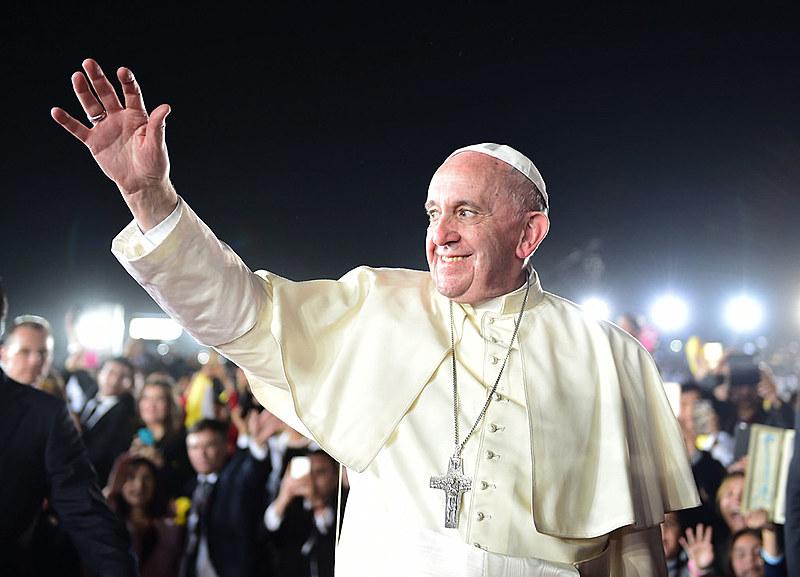 Jorge Bergoglio disse que sua maior preocupação é questão dos imigrantes e refugiados