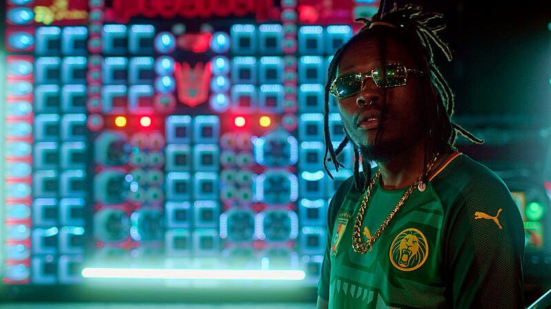 Os trabalhos do rapper carregam elementos da música preta das periferias e são inspirados na música africana e eletrônica
