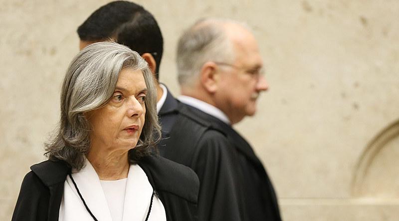 A presidenta do STF encaminhará o sorteio de novo relator