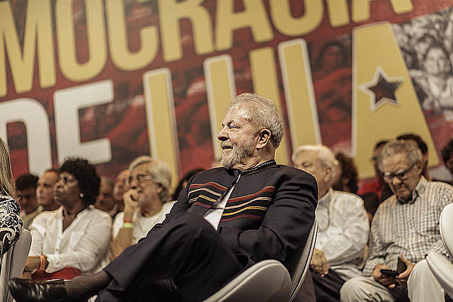 Former President Luiz Inácio Lula da Silva will stand trial before a Federal Court of Appeals