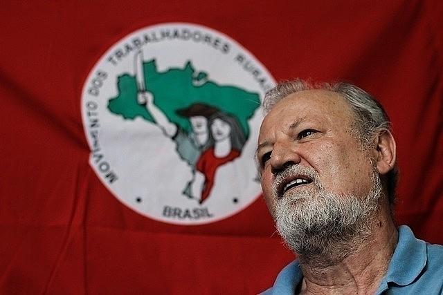 """""""Eu espero que o povo da Bolívia se levante e dê um fim a essas práticas terroristas financiadas pelos Estados Unidos"""", diz Stedile"""
