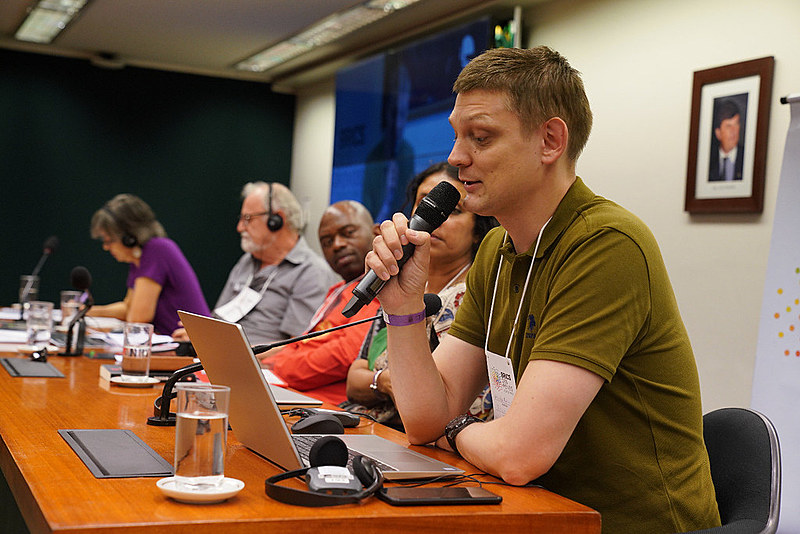 """Aleksandr Mironov: """"Enquanto existir o capitalismo, o fascismo reaparecerá"""""""