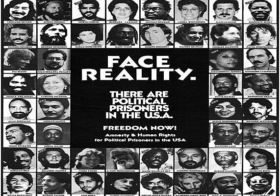 Los Estados Unidos siguen ocultando que mantienen presos políticos, porque no queda bien para la imagen de una nación que se autodefine como líder del mundi libre y democrático.