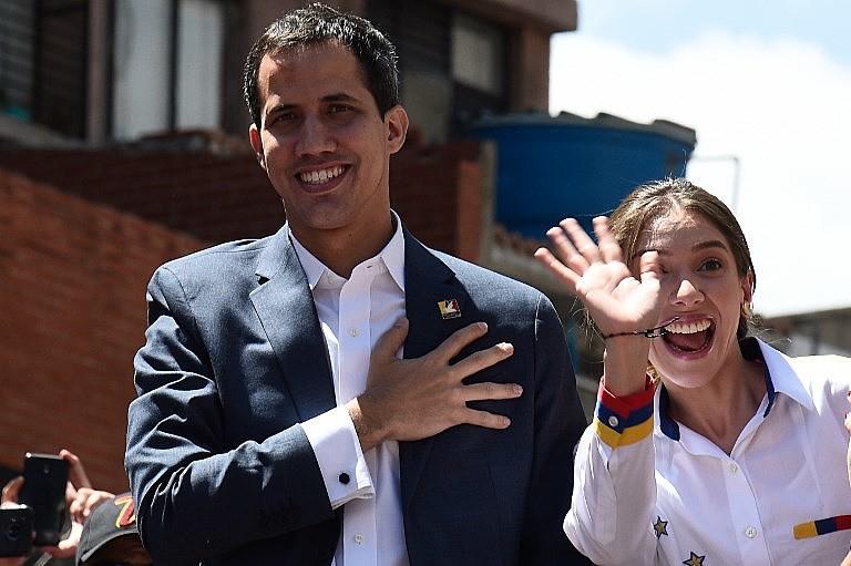 """""""Um governo comandado por Guaidó será entendido como sendo 'made in USA'"""""""