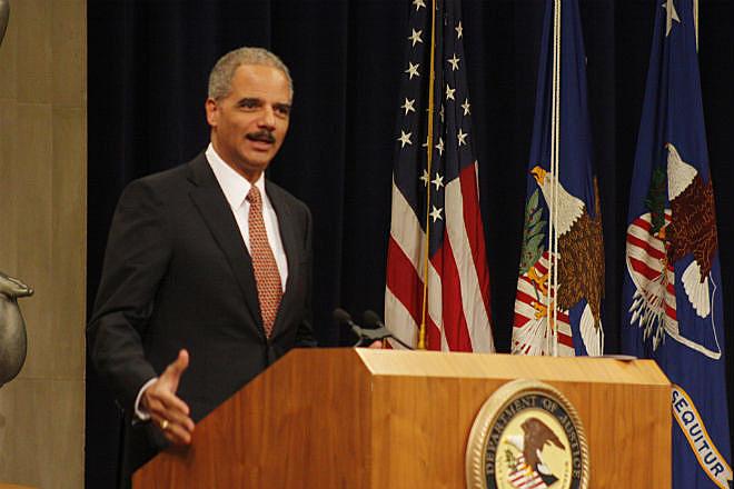 Eric Holder ocupou o cargo de procurador-geral dos EUA entre 2009 e 2015