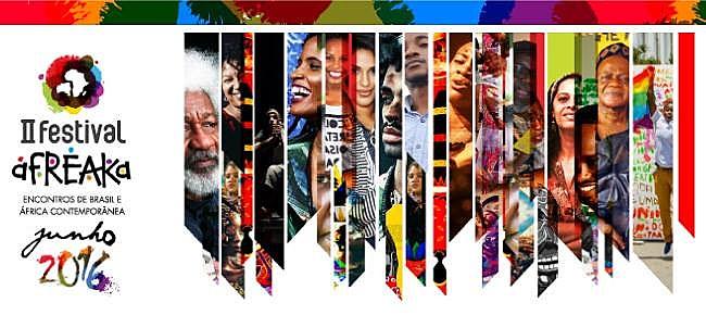 O objetivo do festival é incentivar a troca experiências e reflexões entre pensadores e artistas africanos e afro-brasileiros