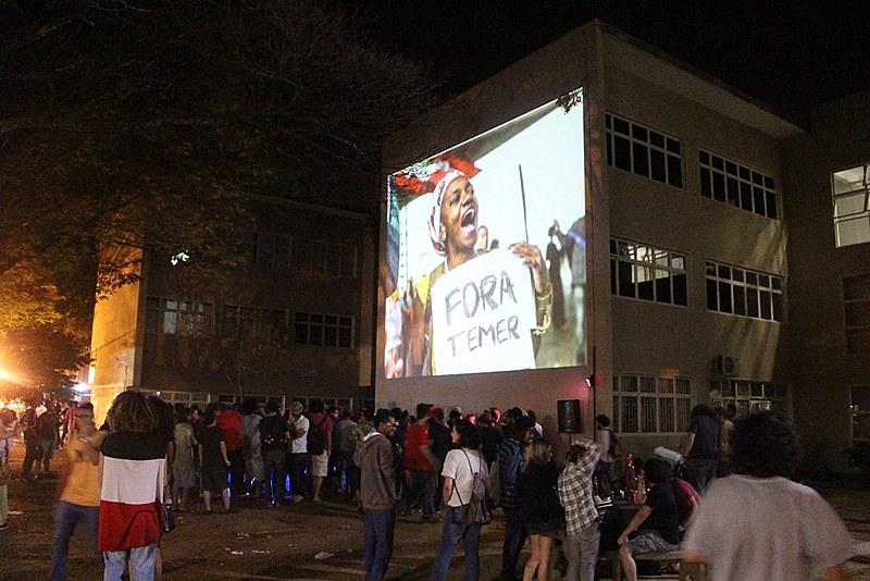Em 22 de setembro, o NuCA realizou um evento de rap aberto à toda população de Uberlândia