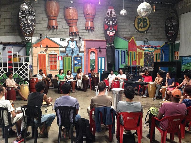 O evento reuniu músicos de diversos países para refletir e trocar conhecimentos sobre os ritmos do território afro-latino