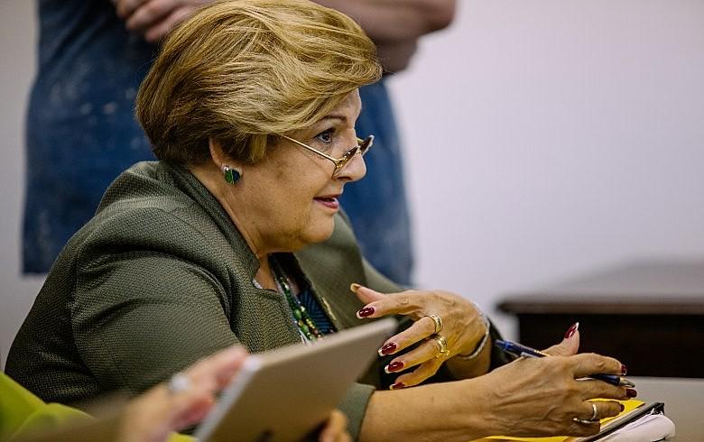 Esmeralda, da CIDH, está ouvindo relatos de violações em diversas regiões brasileiras. O relatório será enviado ao governo.