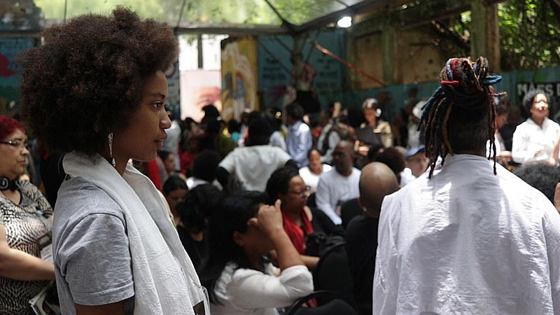 Primeiro encontro da Coalizão Negra por Direitos lotou a Ocupação Nove de Julho, em São Paulo