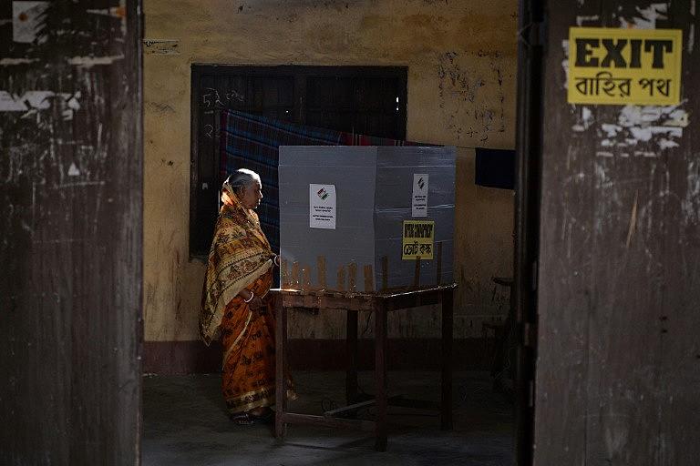 Cerca de 430 milhões de mulheres devem votar e podem ultrapassar o número de eleitores do sexo masculino pela primeira vez na Índia