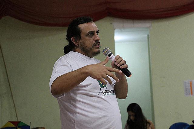 Eduardo Mara concedeu entrevista ao Brasil de Fato Pernambuco