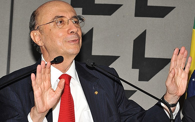 """Ministro Henrique Meirelles disse que """"Brasil hoje já está crescendo e essa recessão já terminou"""""""