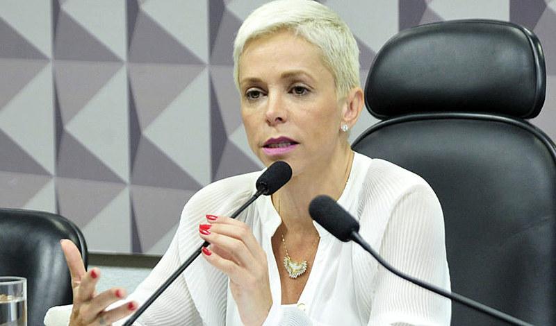 Deputada pelo PTB do Rio, Cristiane Brasil foi nomeada por Temer no início do mês