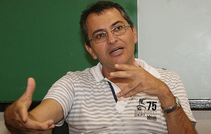 Evilásio Salvadorcoordenou um estudo do Inescque se propôs a analisar os dados do Imposto de Renda de 2007 a 2013