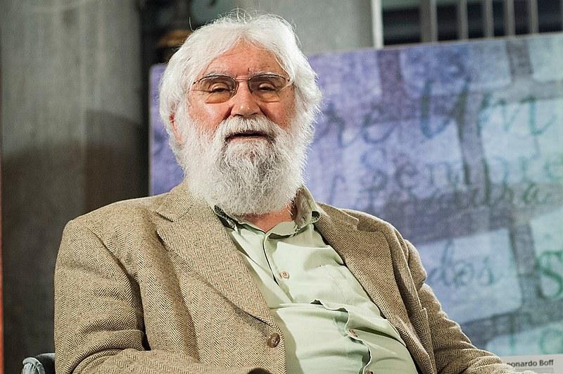 Leonardo Boff, novo colunista do Brasil de Fato