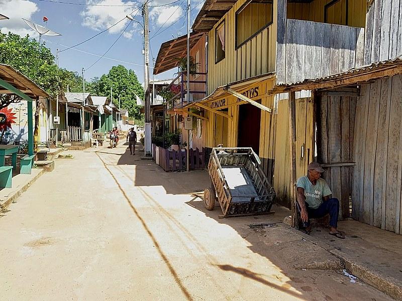 Comunidade da Vila da Ressaca, a principal atingida por Belo Sun