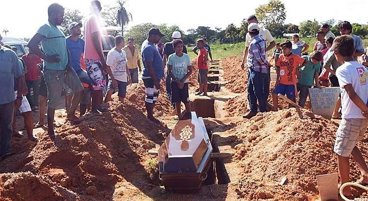 As investigações da PF sobre o massacre de Pau D'Arco tentam verificar os mandantes do crime