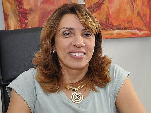 Cida Ramos esteve à frente da pasta de Desenvolvimento Humano no governo estadual e agora concorre a uma vaga na Assembleia Legislativa.