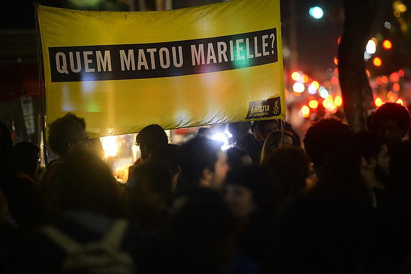 O assassinato de Marielle e Anderson tem suspeitos da milícia do Rio de Janeiro