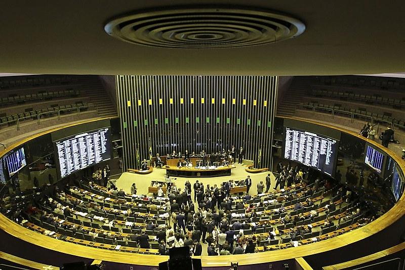 Plenário da Câmara inicia votação da Reforma da Previdência na noite da última quarta-feira (10)