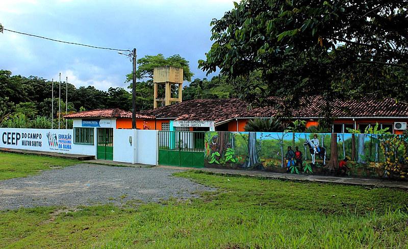 Embalagem sustentável é desenvolvida no Centro Estadual de Educação Profissional da Floresta do Cacau e do Chocolate Milton Santos