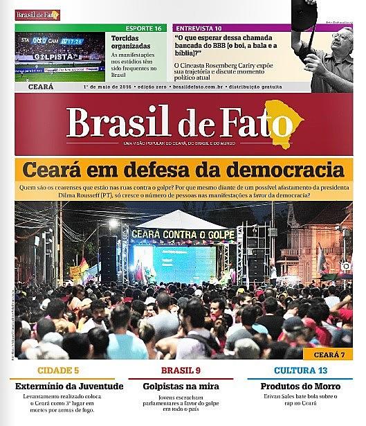 A versão regional do jornal,que é impressa e gratuita,já tem edições no Rio de Janeiro, Pernambuco, Minas Gerais e Paraná.